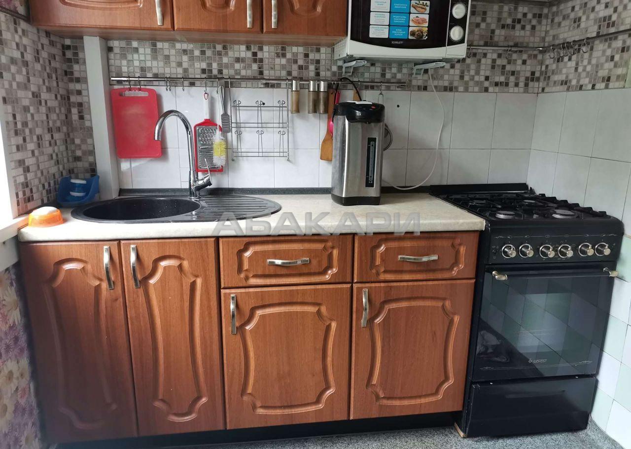 3к квартира ул. Анатолия Гладкова, 17А 2/5 - 566кв | 24000 | аренда в Красноярске фото 12