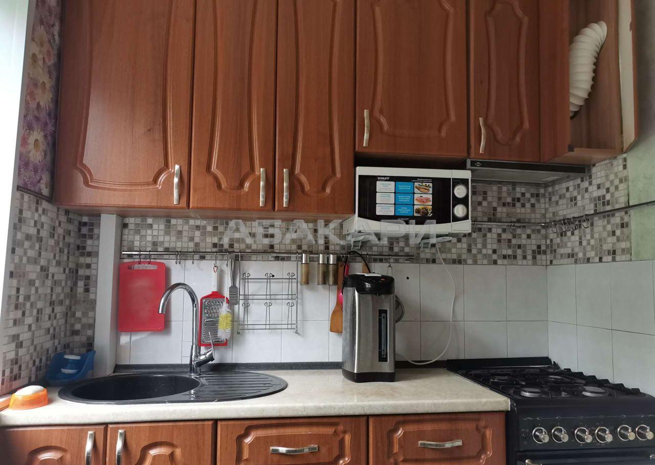 3к квартира ул. Анатолия Гладкова, 17А 2/5 - 566кв | 24000 | аренда в Красноярске фото 11