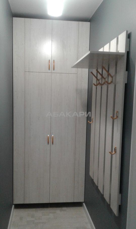 1к квартира ул. Петра Подзолкова, 21 7/24 - 34кв   27000   аренда в Красноярске фото 2
