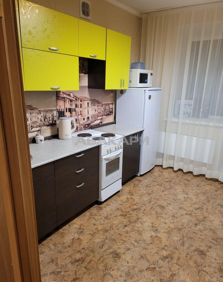 1к квартира ул. Юшкова, 36Ж 5/10 - 43кв | 20000 | аренда в Красноярске фото 0