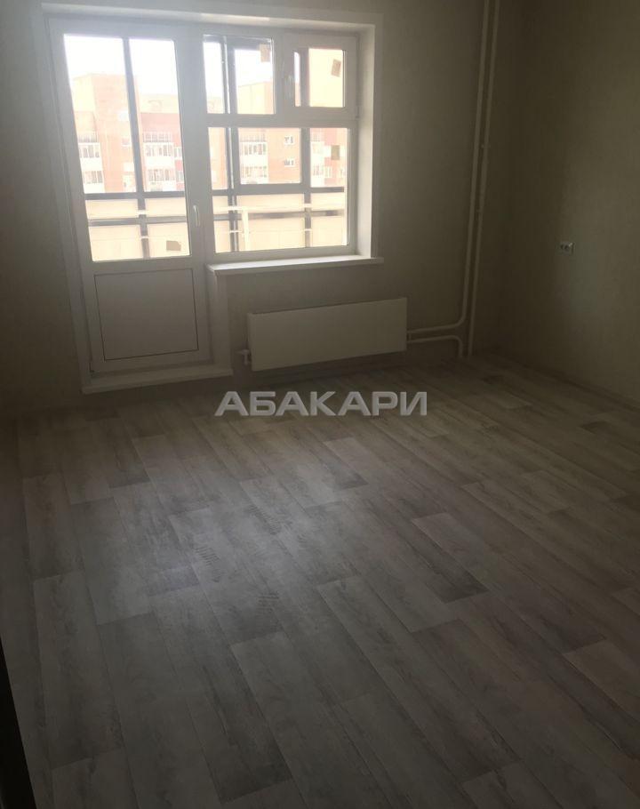1к квартира Апрельская ул., 5В 11/17 - 43кв | 14000 | аренда в Красноярске фото 6