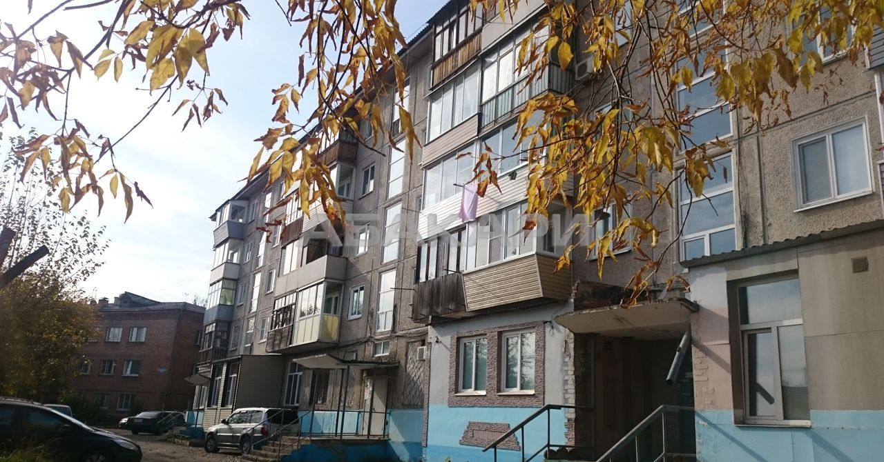 1к квартира  4/5 - 31кв   14000   аренда в Красноярске фото 0