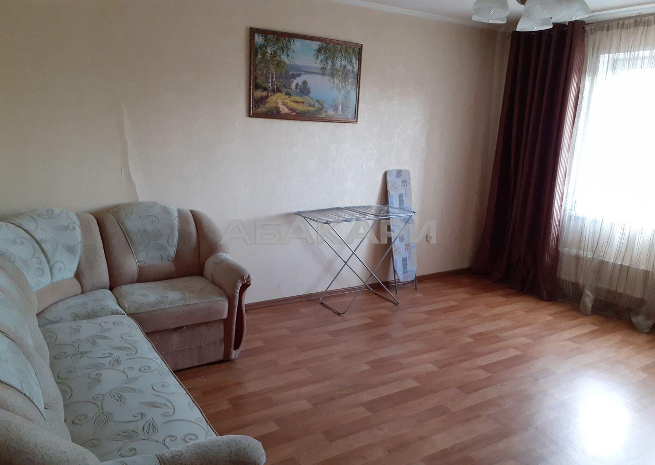 1к квартира ул. Алексеева, 22 4/18 - 50кв | 20000 | аренда в Красноярске фото 0