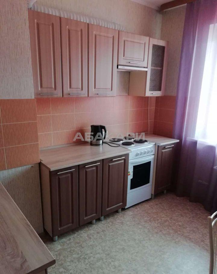 1к квартира Свердловская ул., 6Д 8/15 - 42кв | 17000 | аренда в Красноярске фото 4
