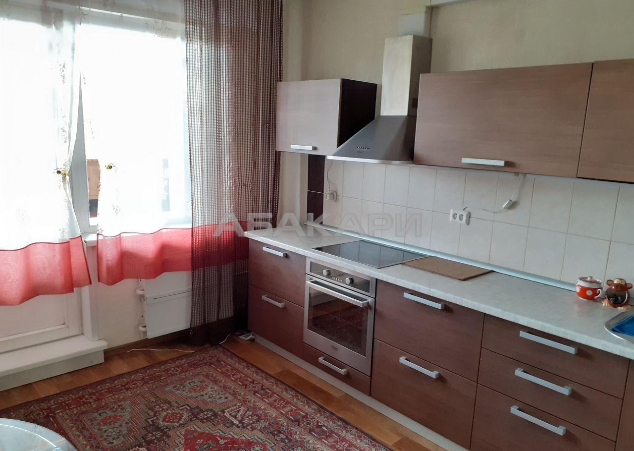 1к квартира ул. Алексеева, 22 4/18 - 50кв | 20000 | аренда в Красноярске фото 5