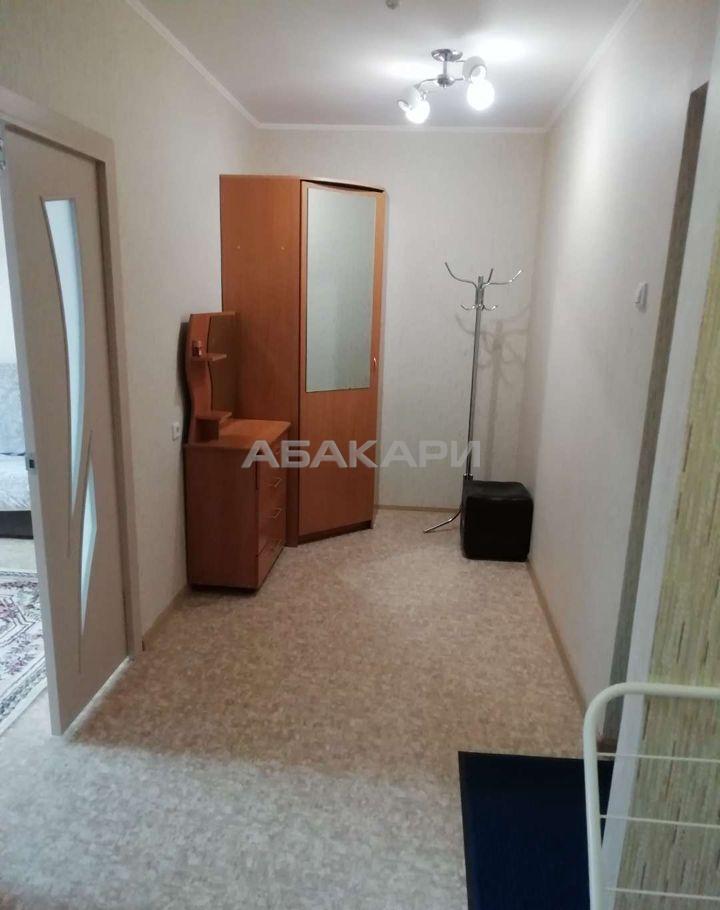 1к квартира Свердловская ул., 6Д 8/15 - 42кв | 17000 | аренда в Красноярске фото 8