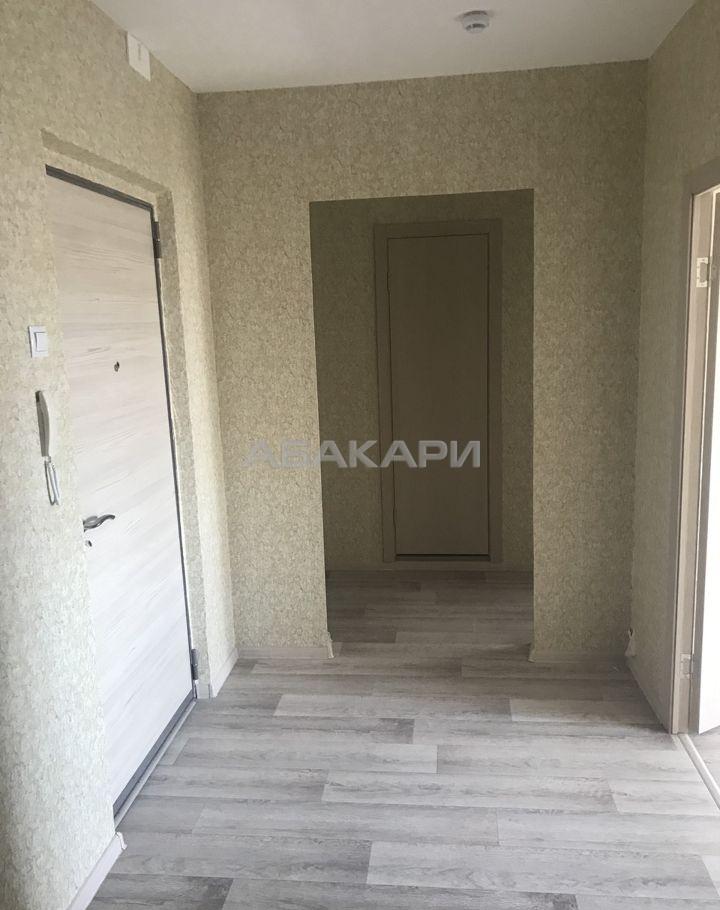 1к квартира Апрельская ул., 5В 11/17 - 43кв | 14000 | аренда в Красноярске фото 1