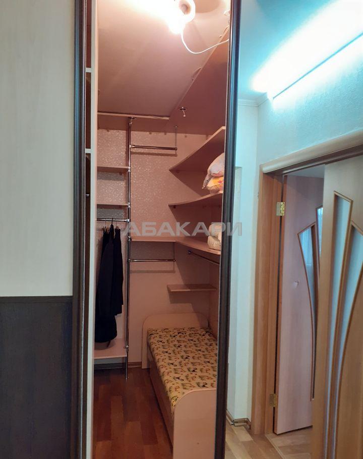 1к квартира ул. Алексеева, 22 4/18 - 50кв | 20000 | аренда в Красноярске фото 2