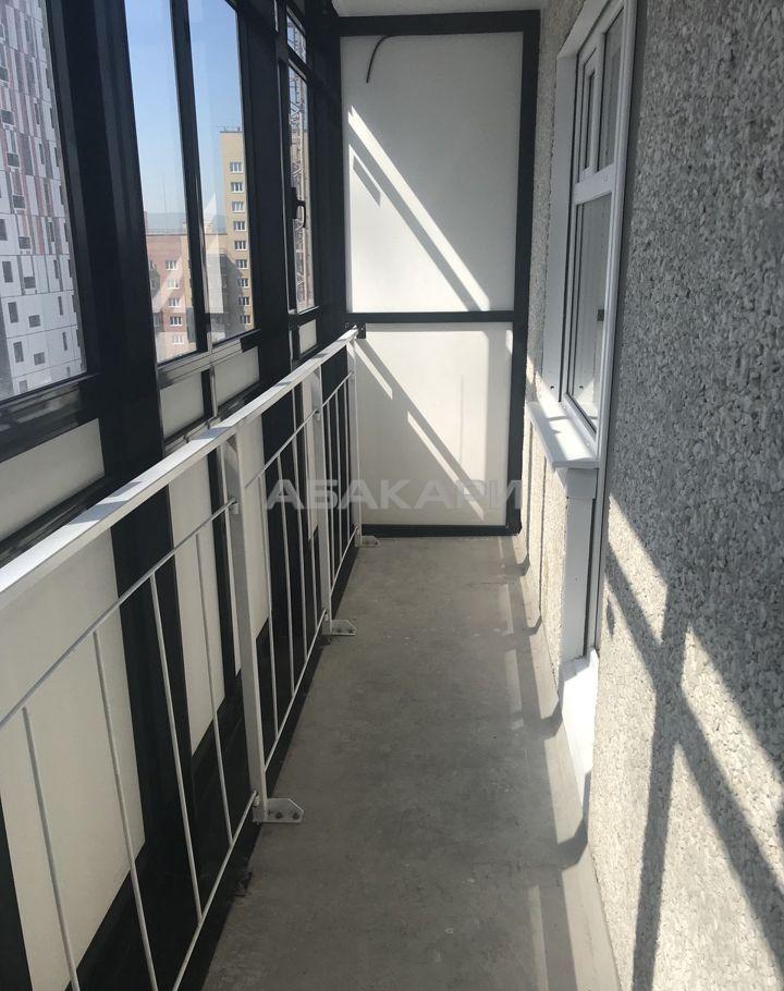 1к квартира Апрельская ул., 5В 11/17 - 43кв | 14000 | аренда в Красноярске фото 9
