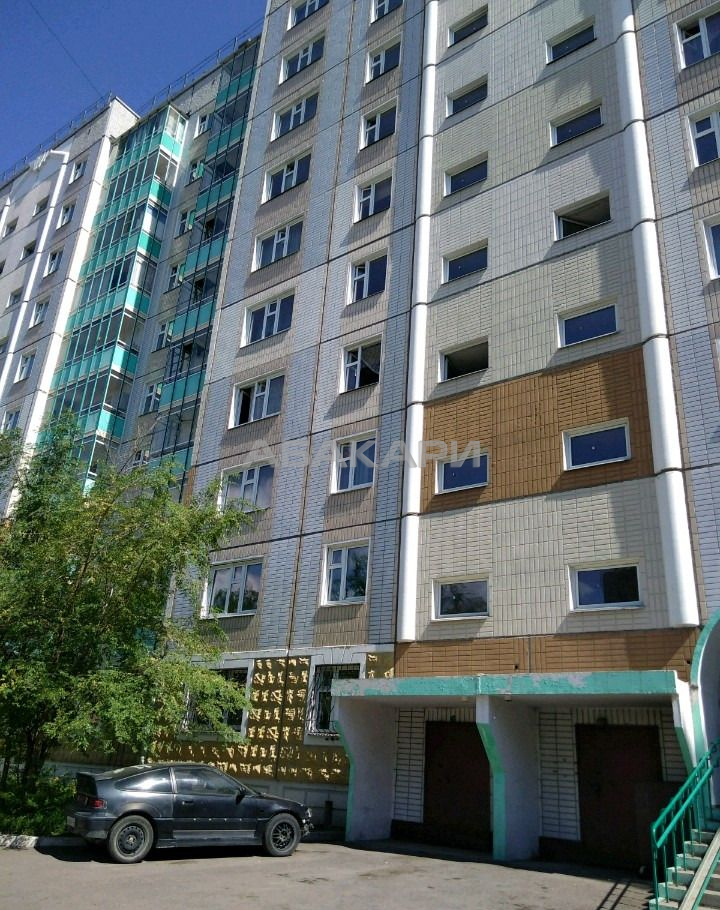 1к квартира ул. Быковского, 5Д 8/10 - 42кв   16000   аренда в Красноярске фото 1