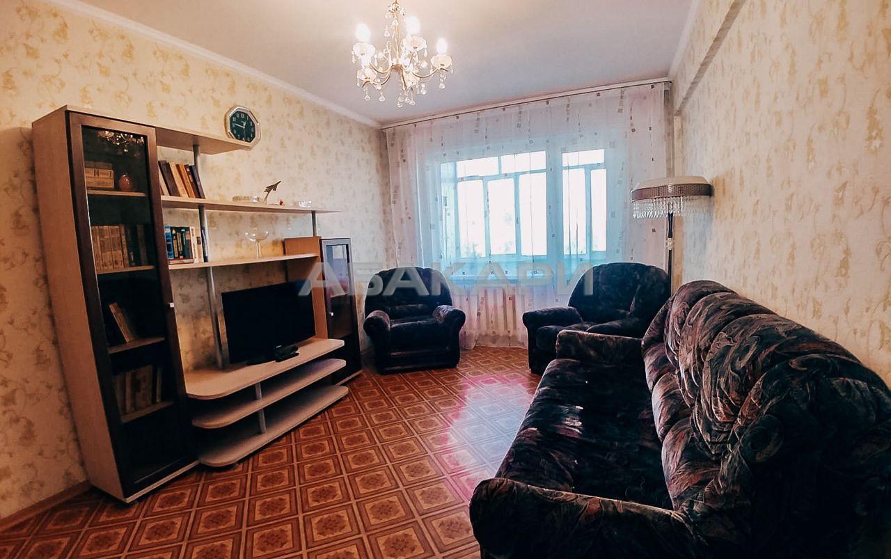 2к квартира ул. Железнодорожников, 12 3/5 - 48кв   20000   аренда в Красноярске фото 6