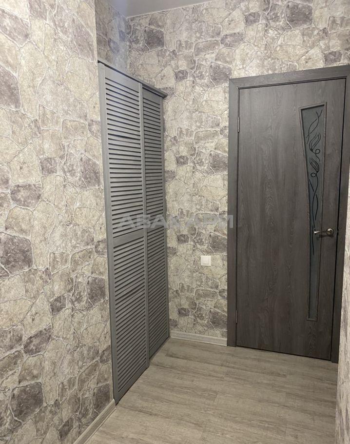1к квартира ул. Алексеева, 46 20/25 - 38кв | 26000 | аренда в Красноярске фото 3