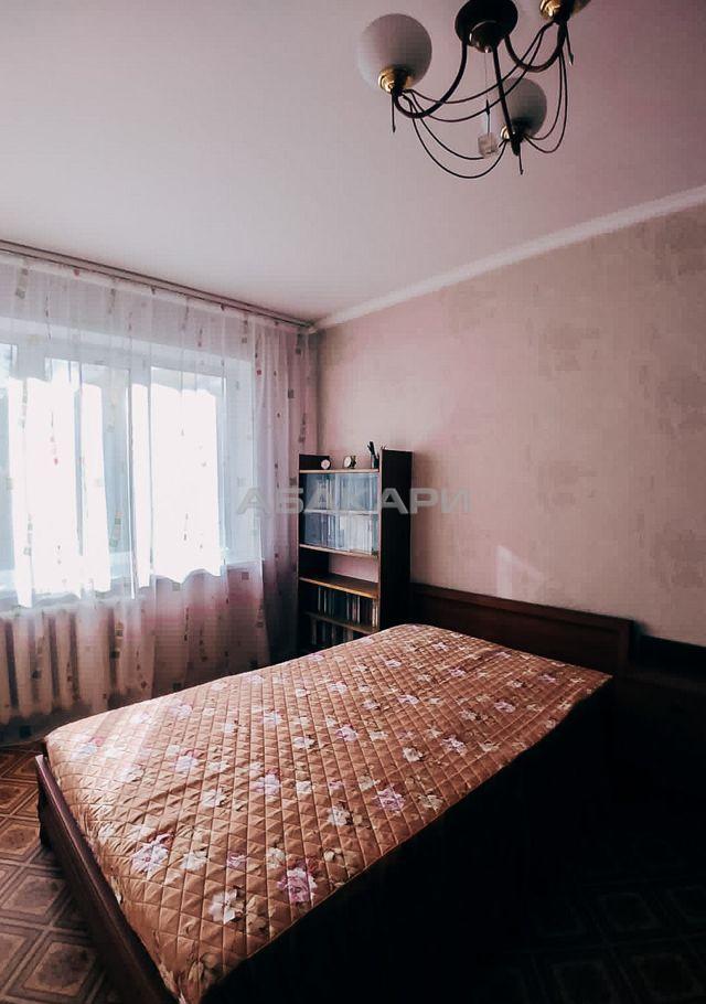 2к квартира ул. Железнодорожников, 12 3/5 - 48кв   20000   аренда в Красноярске фото 4