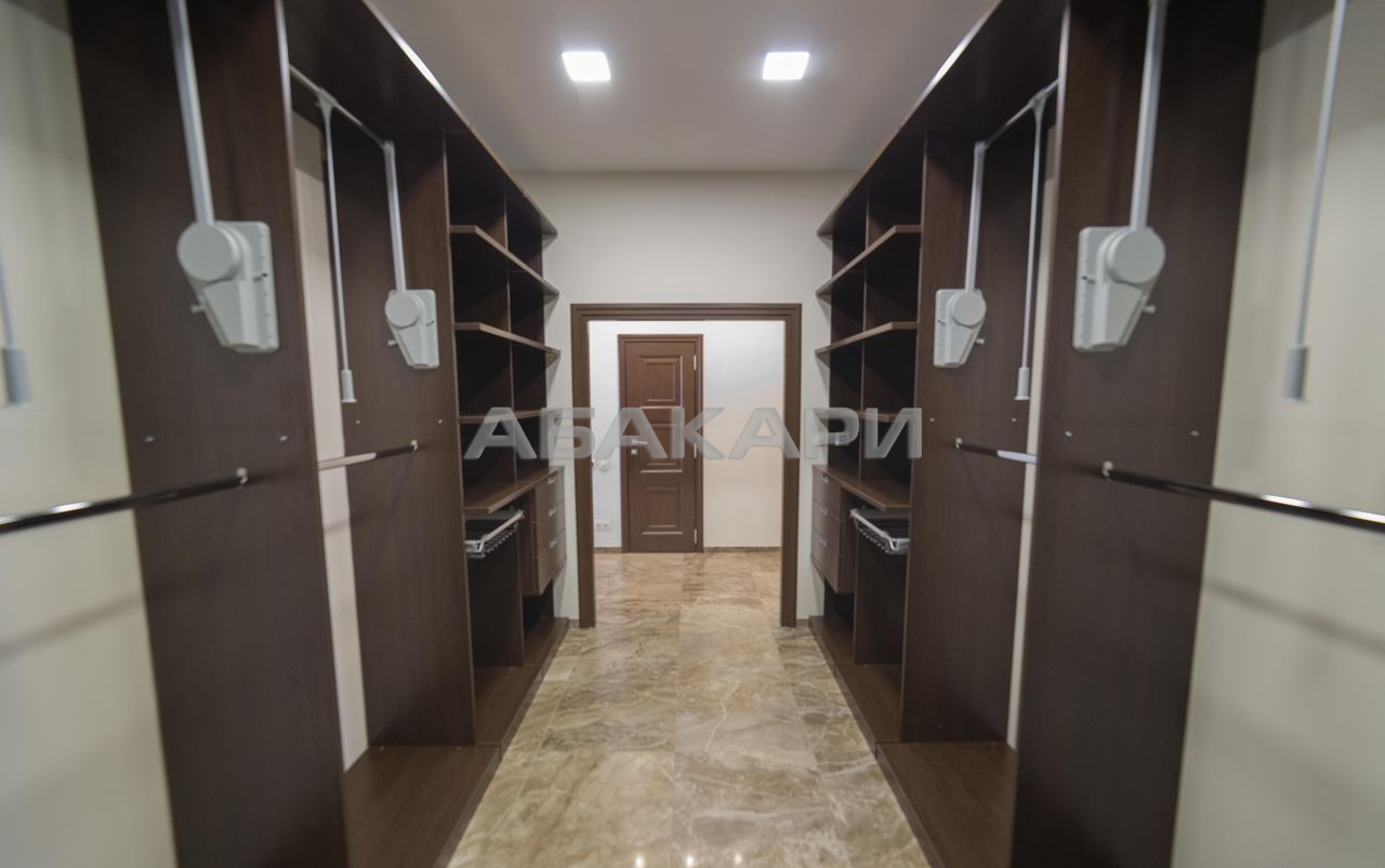 2к квартира ул. Ломоносова, 11А 10/10 - 100кв | 88000 | аренда в Красноярске фото 8