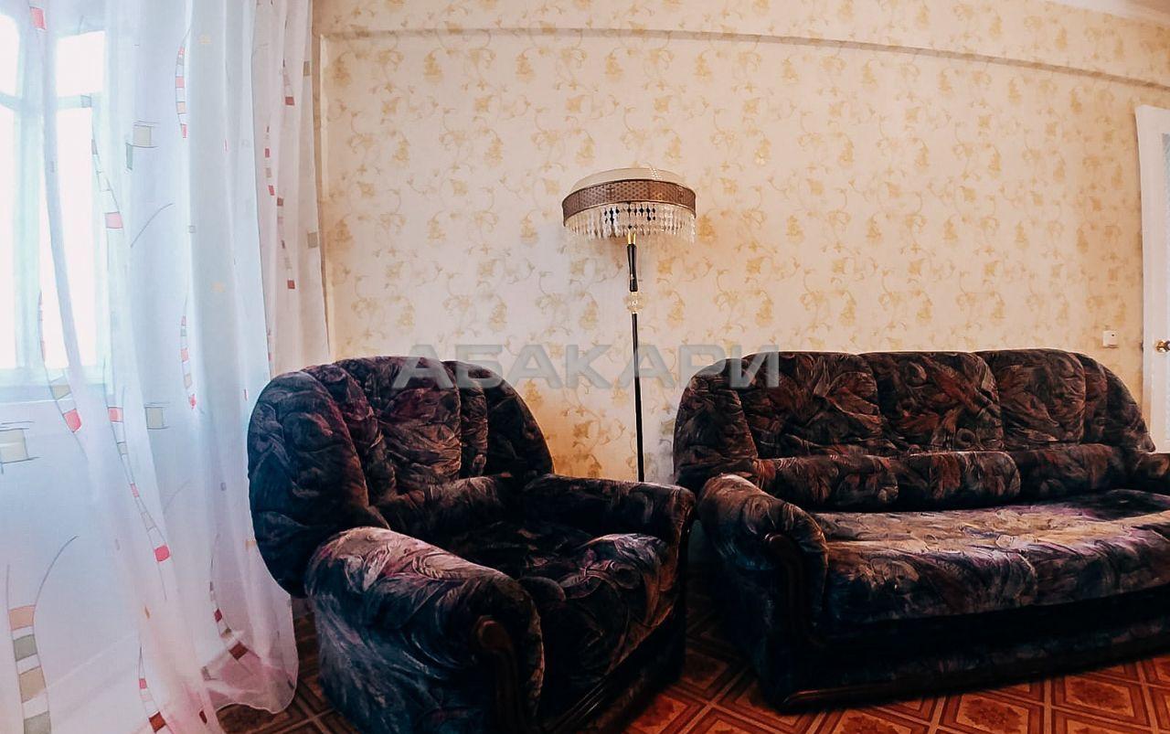 2к квартира ул. Железнодорожников, 12 3/5 - 48кв   20000   аренда в Красноярске фото 7