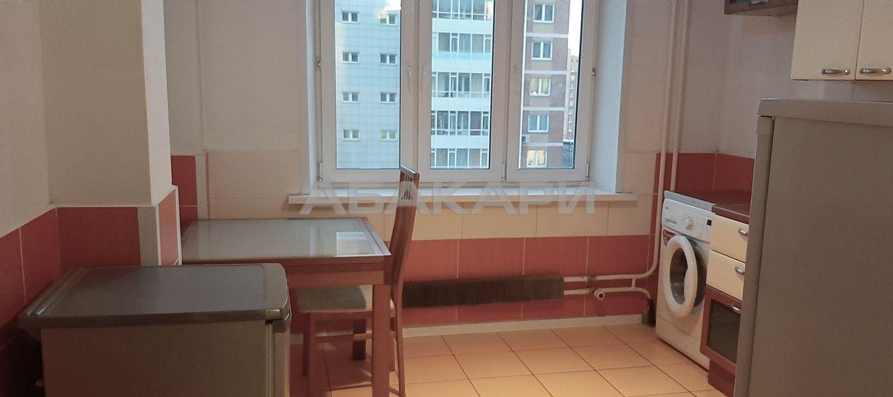 1к квартира ул. Алексеева, 17 8/10 - 40кв | 17000 | аренда в Красноярске фото 0