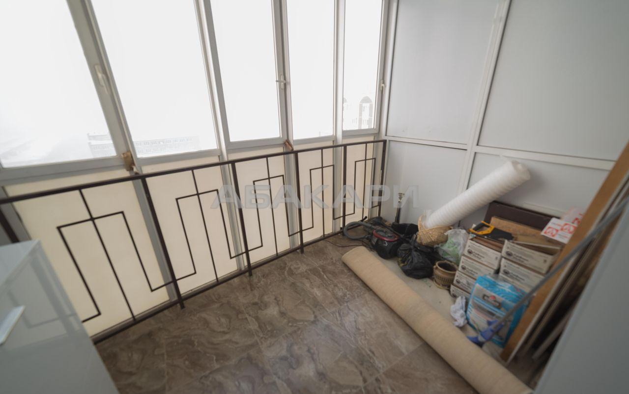 2к квартира ул. Ломоносова, 11А 10/10 - 100кв | 88000 | аренда в Красноярске фото 19
