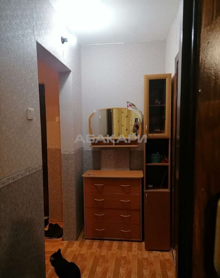 1к квартира ул. Быковского, 5Д 8/10 - 42кв   16000   аренда в Красноярске фото 14