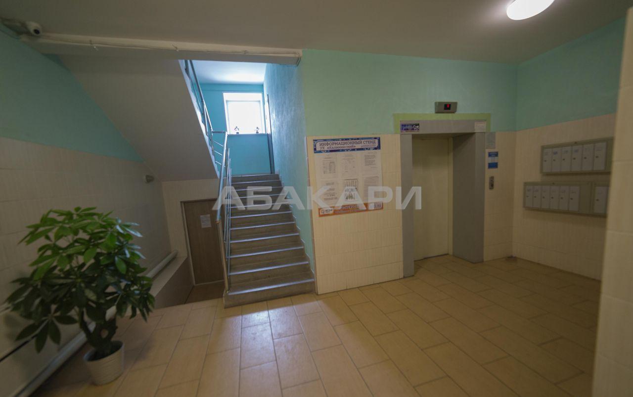 2к квартира ул. Ломоносова, 11А 10/10 - 100кв | 88000 | аренда в Красноярске фото 21