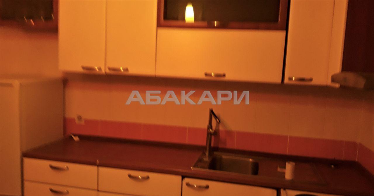 1к квартира ул. Алексеева, 17 8/10 - 40кв | 17000 | аренда в Красноярске фото 5