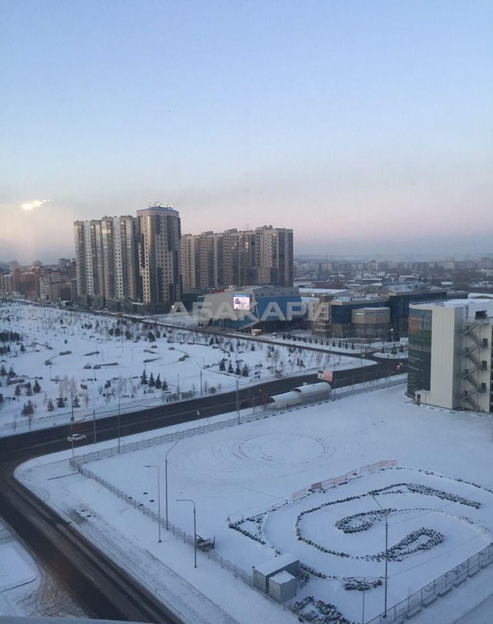 2к квартира Октябрьская ул., 8А 16/27 - 63кв   25000   аренда в Красноярске фото 4