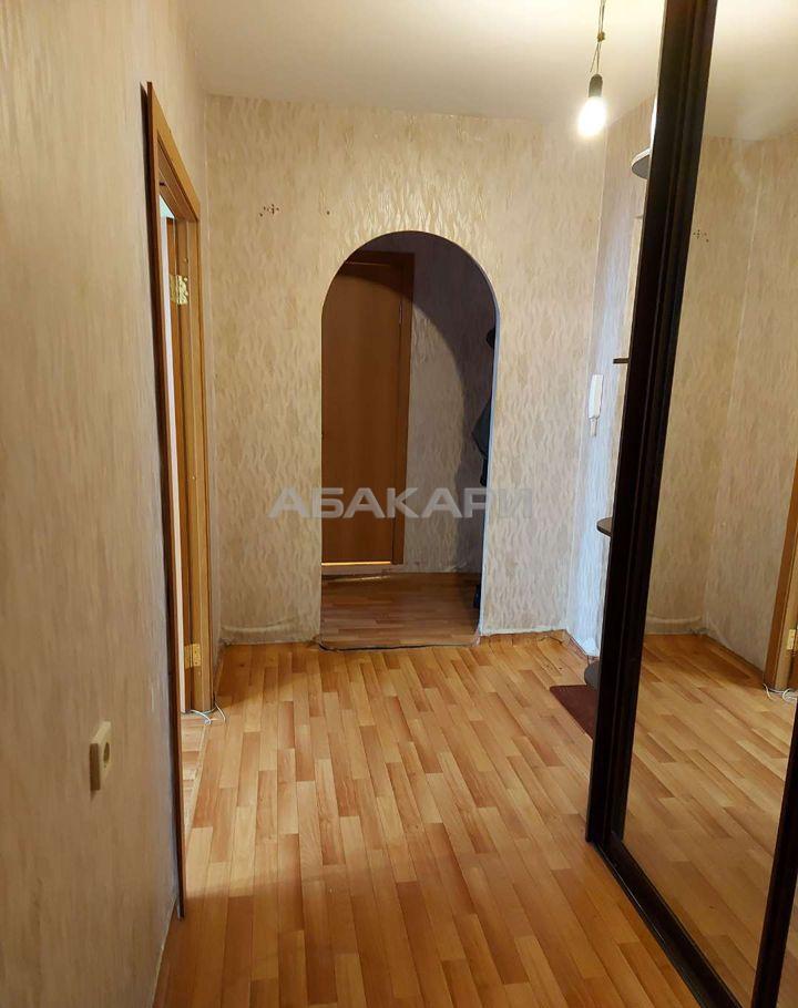 1к квартира ул. Карамзина, 11 9/10 - 41кв | 16000 | аренда в Красноярске фото 5