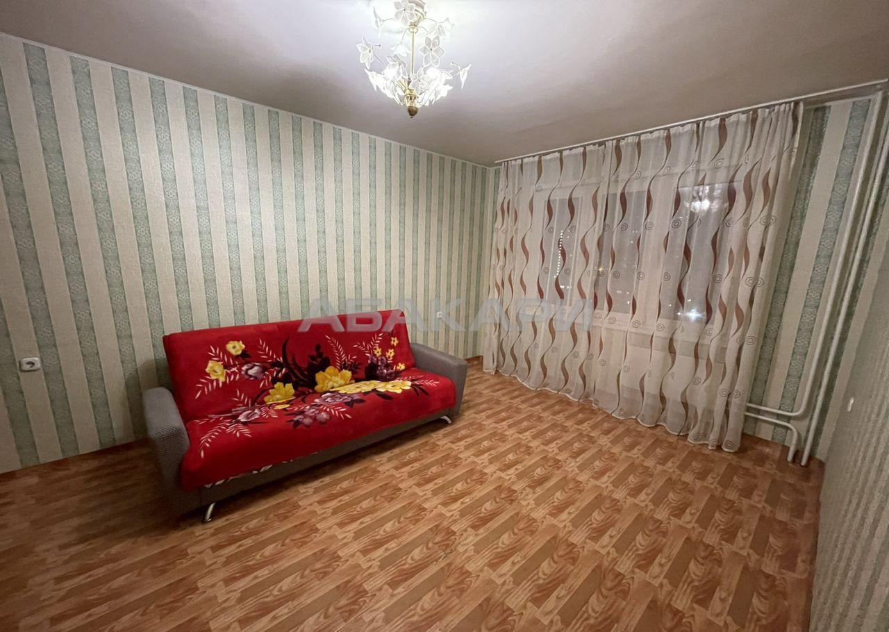1к квартира ул. 9 Мая, 63 7/10 - 36кв   15000   аренда в Красноярске фото 2