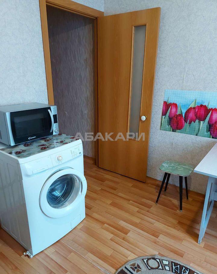 1к квартира ул. Карамзина, 11 9/10 - 41кв | 16000 | аренда в Красноярске фото 9