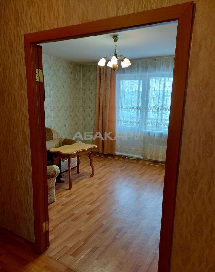 1к квартира ул. Карамзина, 11 9/10 - 41кв | 16000 | аренда в Красноярске фото 0