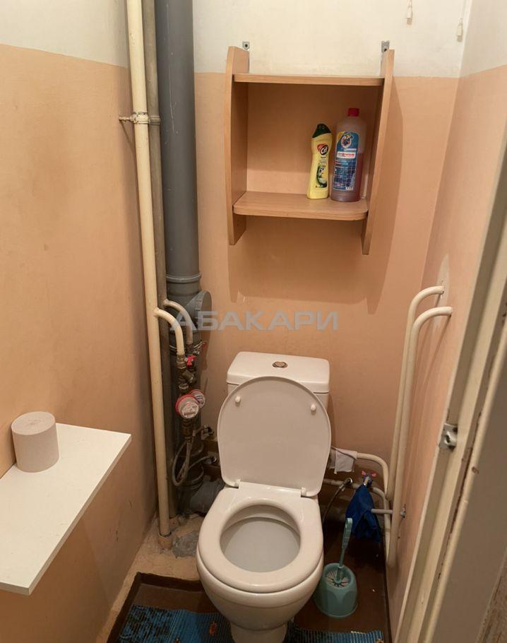 1к квартира ул. 9 Мая, 63 7/10 - 36кв   15000   аренда в Красноярске фото 5