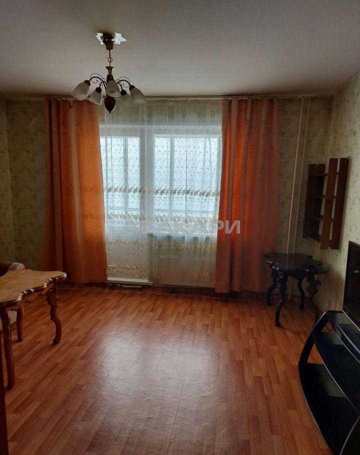 1к квартира ул. Карамзина, 11 9/10 - 41кв | 16000 | аренда в Красноярске фото 1