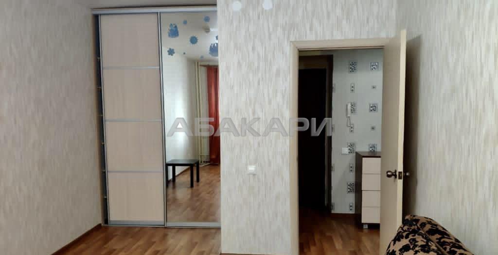 1к квартира ул. Карамзина, 20 3/14 - 343кв   16000   аренда в Красноярске фото 6