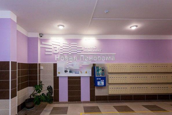 2к квартира Октябрьская ул., 8А 16/27 - 63кв   25000   аренда в Красноярске фото 1