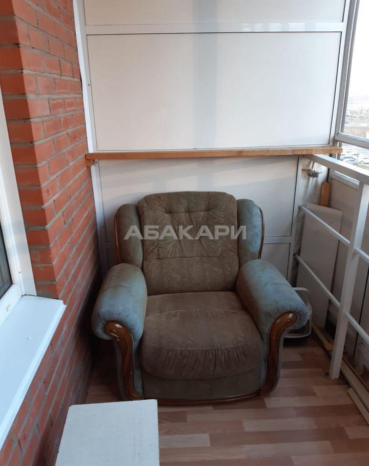 1к квартира Светлогорская ул., 11А 5/10 - 406кв | 18000 | аренда в Красноярске фото 16