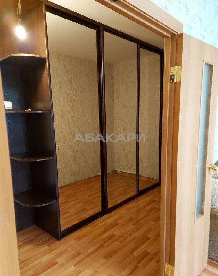 1к квартира ул. Карамзина, 11 9/10 - 41кв | 16000 | аренда в Красноярске фото 4