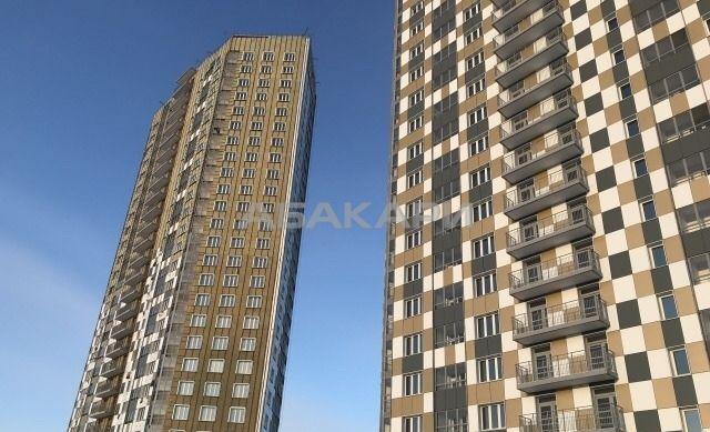 2к квартира Октябрьская ул., 8А 16/27 - 63кв   25000   аренда в Красноярске фото 0