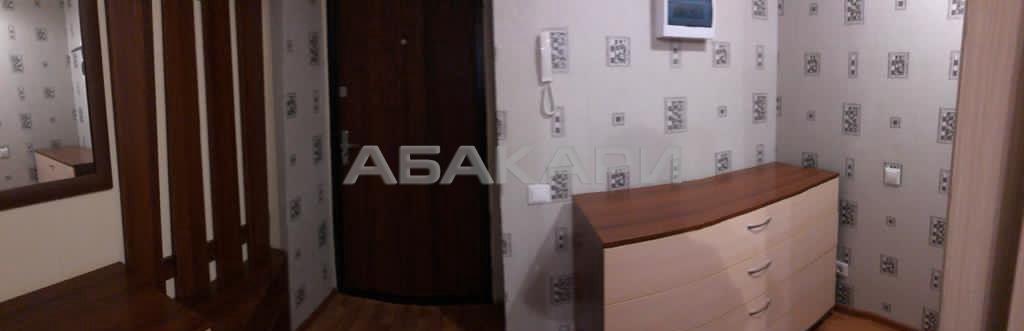 1к квартира ул. Карамзина, 20 3/14 - 343кв   16000   аренда в Красноярске фото 2