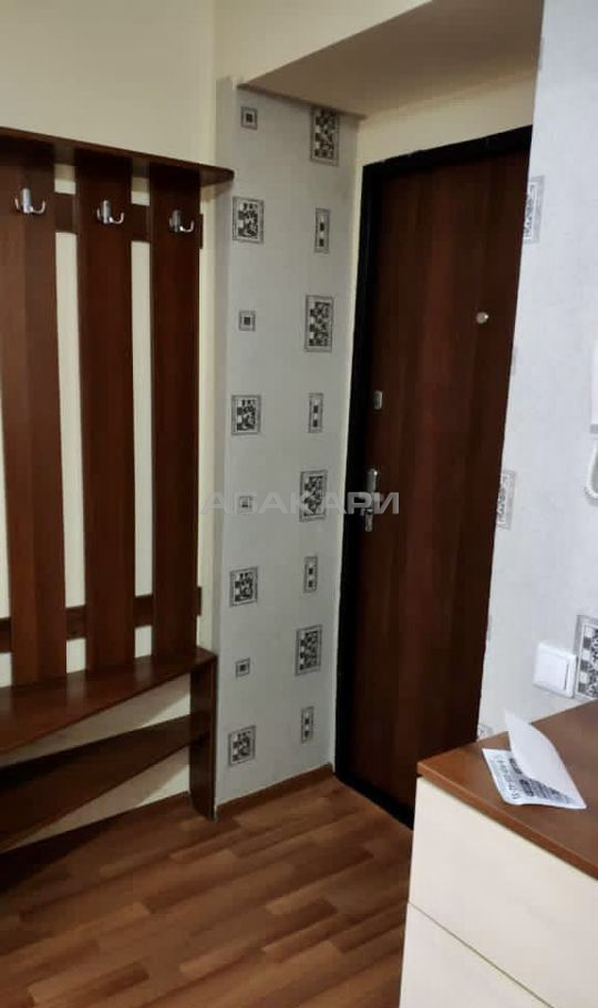 1к квартира ул. Карамзина, 20 3/14 - 343кв   16000   аренда в Красноярске фото 5