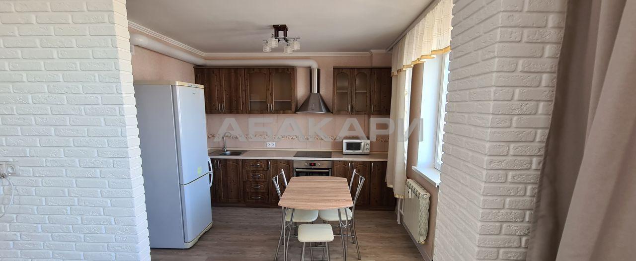 1к квартира Новосибирская ул., 1А 9/16 - 42кв   28000   аренда в Красноярске фото 2