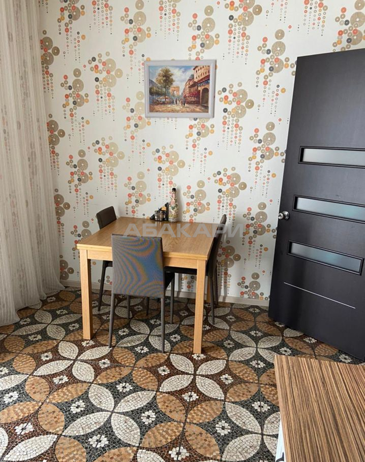 1к квартира ул. Алексеева, 43 6/25 - 454кв | 26000 | аренда в Красноярске фото 4