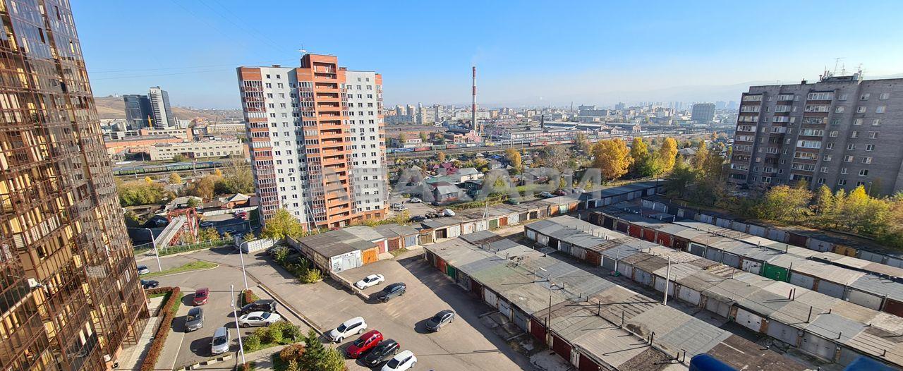 1к квартира Новосибирская ул., 1А 9/16 - 42кв   28000   аренда в Красноярске фото 31