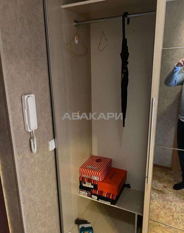 1к квартира ул. Микуцкого, 3 12/16 - 42кв | 13000 | аренда в Красноярске фото 12