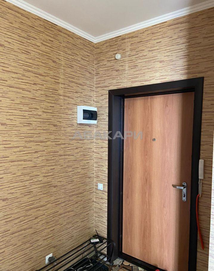 1к квартира ул. Алексеева, 43 6/25 - 454кв | 26000 | аренда в Красноярске фото 6