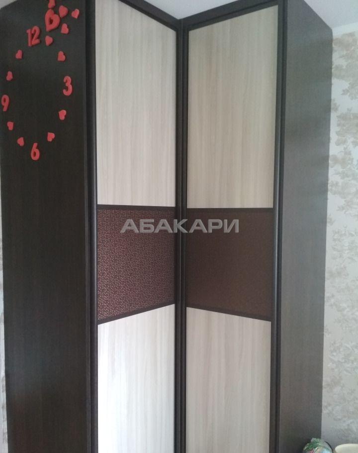 1к квартира Семафорная ул., 243 2/5 - 33кв   13000   аренда в Красноярске фото 2