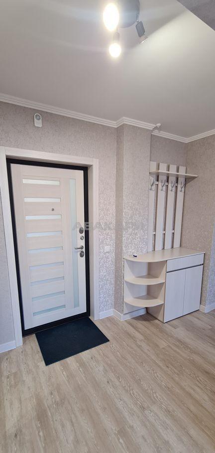 1к квартира Новосибирская ул., 1А 9/16 - 42кв   28000   аренда в Красноярске фото 0