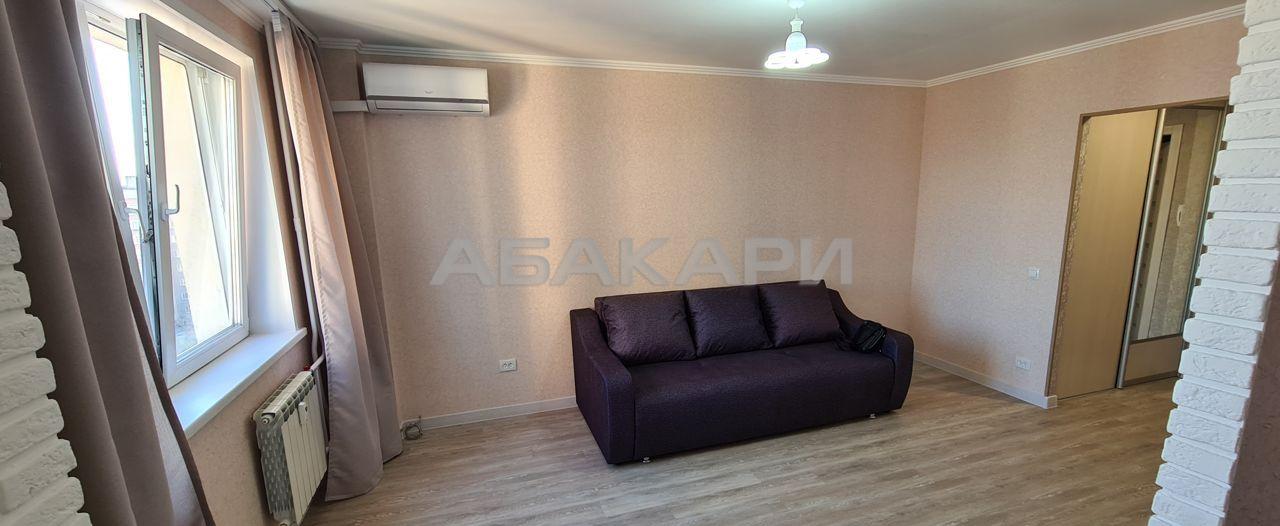 1к квартира Новосибирская ул., 1А 9/16 - 42кв   28000   аренда в Красноярске фото 12