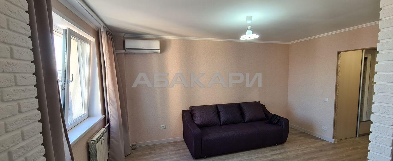 1к квартира Новосибирская ул., 1А 9/16 - 42кв   28000   аренда в Красноярске фото 11