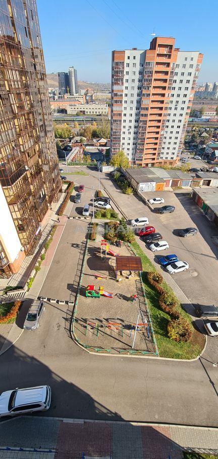 1к квартира Новосибирская ул., 1А 9/16 - 42кв   28000   аренда в Красноярске фото 29