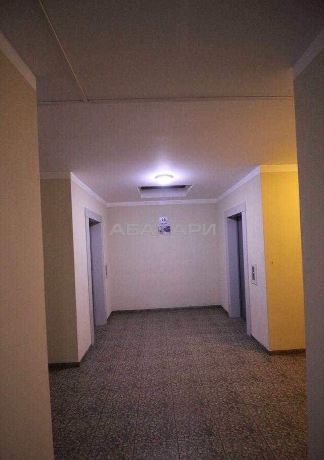 1к квартира Новосибирская ул., 1А 9/16 - 42кв   28000   аренда в Красноярске фото 35