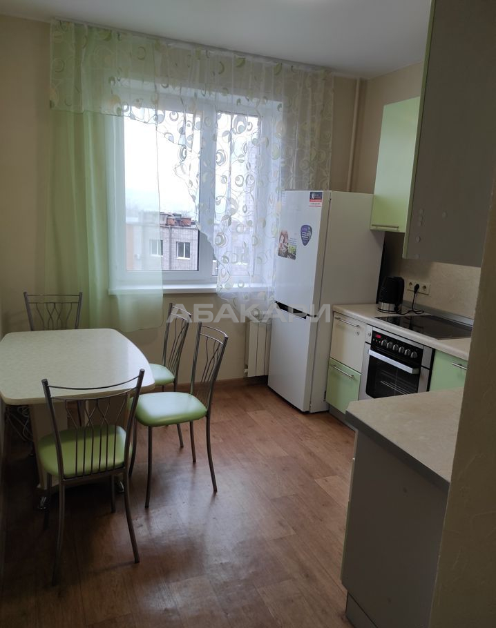 2к квартира Взлётная ул., 28 5/9 - 56кв | 24000 | аренда в Красноярске фото 0